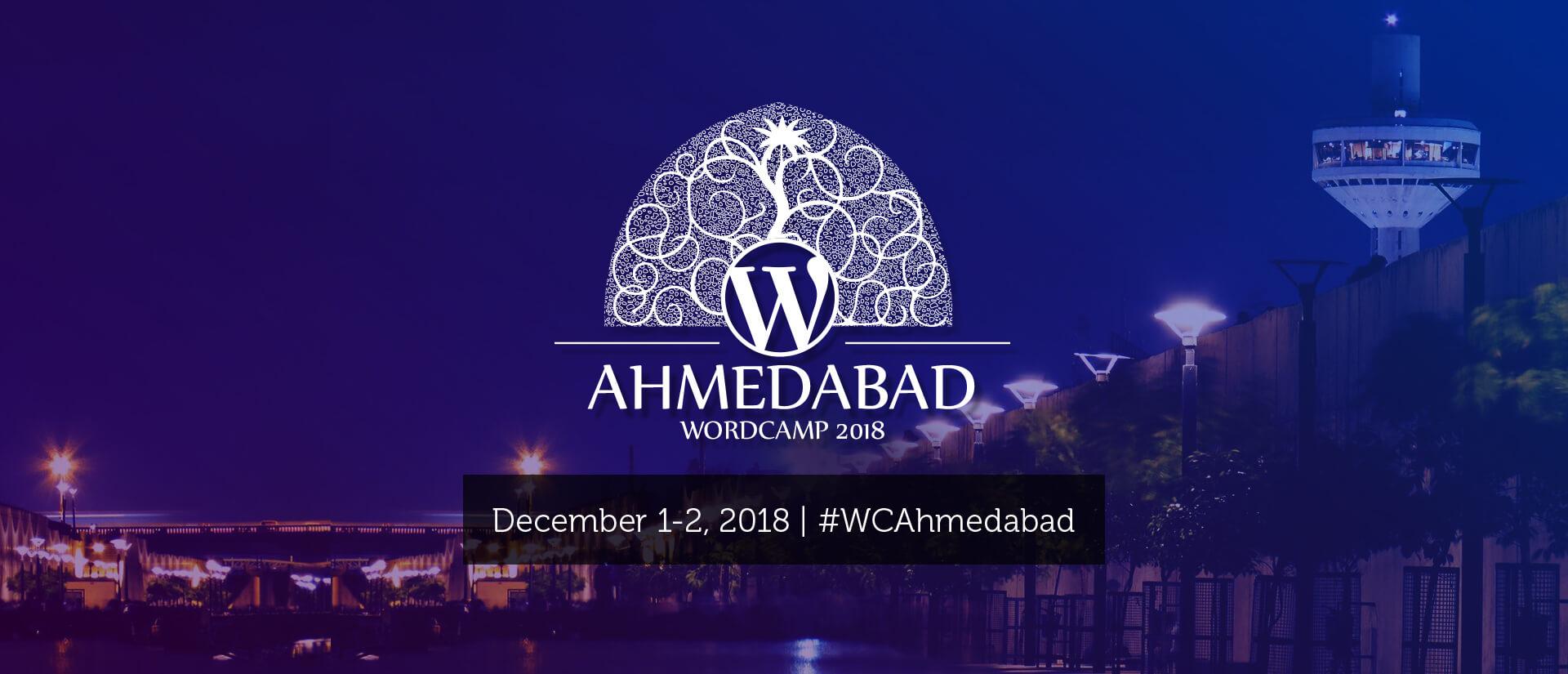 WordCamp Experience – WordCamp Ahmedabad 2018